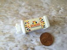 BARBIE DOLL HOUSE DIORAMA KITCHEN LITTES LOAF OF WONDER BREAD