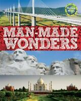 Manmade Wonders (Worldwide Wonders), Gifford, Clive, Used Excellent Book
