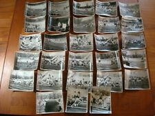 1954 EUROPEAN CHAMPIONSHIPS Rare Track Field Photos ROGER BANNISTER Kuts Yulin +