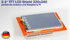 "2.4"" 2,4"" TFT 320x240p LCD módulo Touch Panel Display para Arduino Raspberry Pi"
