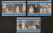 ST.HELENA SG746/51 1997 GOLDEN WEDDING  MNH