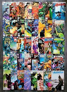 Collectable Huge Assorted Box Job Lot DC Comics Mixed Bundle 99p Batman Robin