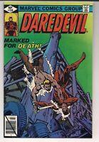 Daredevil 159 (9.6 - 9.8) Second Frank Miller - Bullseye Appearance