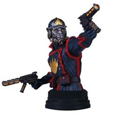 GENTLE GIANT MARVEL Collection__STAR-LORD ⅙ scale Mini Bust_# 569 of 714_MIB_New