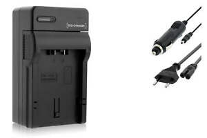 Chargeur CGA-S006 pour Panasonic Lumix DMC-FZ7, FZ8, FZ18, FZ28