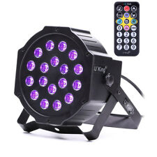 18 LED UV Black Light DMX Par Can Stage Lighting Bar DJ Light Show w/Control