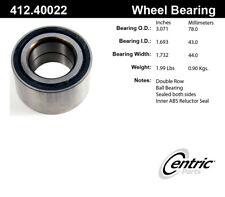 Wheel Bearing fits 2006-2019 Honda Civic Insight  C-TEK BY CENTRIC