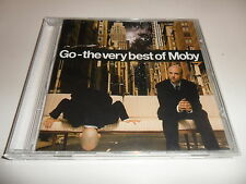 CD Moby – go-the very best of Moby