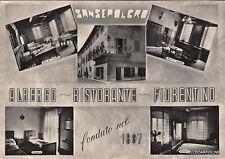* SANSEPOLCRO - Albergo Ristorante Fiorentino 1955