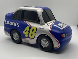 Ertl Little Racer #48 Jimmie Johnson Lowe's Power of Pride RARE Push&Go Car RC