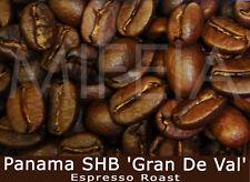 PANAMA 'Gran de Val' SHB RFA Espresso Coffee Beans 1 Kg