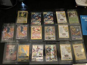 Pokemon cards vintage rare Collection lot binder Holo