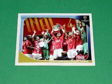 561 MANCHESTER COUPE UEFA PANINI FOOTBALL CHAMPIONS LEAGUE 2008 2009