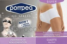 French Knickers Woman Microfibre Pompea