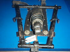SKIDOO SUMMIT 700 REAR SUSPENSION FRONT ARM WITH SHOCK AND LIMITER STRAPS 2002