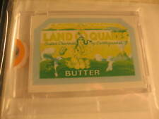 1973 Topps Wacky Packages Series 4 Proof Land O Quakes