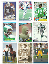 34 Different Southern University Alumni Football Cards; 1981-2002