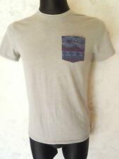 HOLLISTER Grey Men's T Shirt Size S