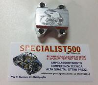 FIAT 500 F/L/R 126 TASSELLO ATTACCO POMPA OLIO CON FREGIO ABARTH