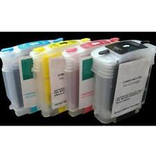 HP DesignJet 111 111r HP 11 CH565A C4836 C4837A C4838 refillable ink cartridge