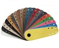 Riedell Leather Toe Guards - Save your skate boots - great for roller derby quad