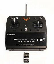Volantex R/C Exmitter EX6 Transmitter & Receiver Combo, 6ch, Generic Package