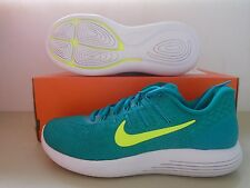 New Womens Nike lunarglide 8 Rio tealRunning Shoes sz 8.5