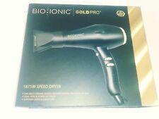 Bio Ionic GoldPro 24K Gold 1875 W Speed Dryer
