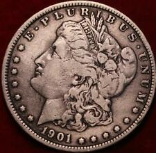 1901-O New Orleans Mint Silver Morgan Dollar
