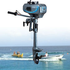 3.5HP 2-Stroke Outboard Motor CDI Fishing Boat Sail boats Engine Water Cooling B