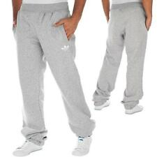 adidas Cotton Blend Fitness Trousers for Men
