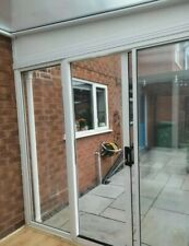 More details for white upvc conservatory with 3.7m x 3.7m external size, used