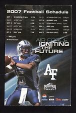 Air Force Falcons--2007 Football Magnet Schedule
