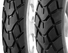 New Kenda K761 90/90-21 & 130/80-17 Tire Set For Kawasaki KLR650