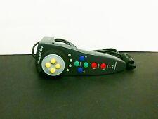 USED Loose Nintendo 64 N64 UltraRacer Ultra Racing Steering Wheel Controller