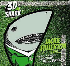 3D Shark (feat Jackie Fullerton) N Ireland Euro Tribute CD