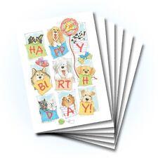 Suzy's Zoo Happy Birthday Card 6-pack 10321