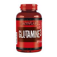 Activlab Nutrition Glutamine Matrix 128 Capsules Anabolic MEGA STRONG Amino Acid