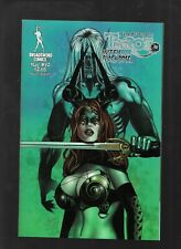 Jim Balent's Tarot Witch of The Black Rose 92 2015 cover B variant vf-nm
