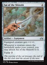 4x Sai of the Shinobi NM-Mint, English Planechase Anthology MTG Magic