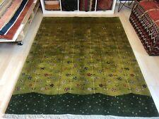NEU Perserteppich Gabbeh Perser Teppich Iran Handgeknüpft UNIKAT Bio Natur Wolle