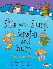 Slide and Slurp, Scratch and Burp: More About Verbs (Words Are Categorical Set 2