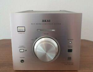 AKAI AA-503R Hi-Fi Micro Component System mit Fernbedienung RDS AA503