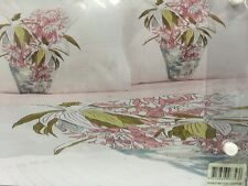 LAURA ASHLEY MARTHA FLORAL VASE DOUBLE QUILT/DOONA COVER SET BNIP FLOWERS