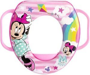 Lulabi Disney Minnie Riduttore Wc con Manici