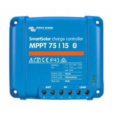 Victron Smart Solar MPPT 75/15 Contrôleur de Charge Solaire - SCC075015060R