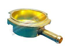 56 mm Brass Radiator Filler Neck Short Reach 20 mm Deep