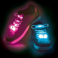 TOBAR LED Light Up Shoelaces - Colours May Vary - 1 Pair Supplied(17912)