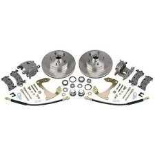 New 1955-64 Chevy Full Size Impala Bel Air Car Deluxe Disk Brake Kit, 5 x 4-3/4""
