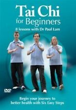 Tai Chi for Beginners 8 Lessons With Dr Paul Lam 5032711018369 DVD Region 2